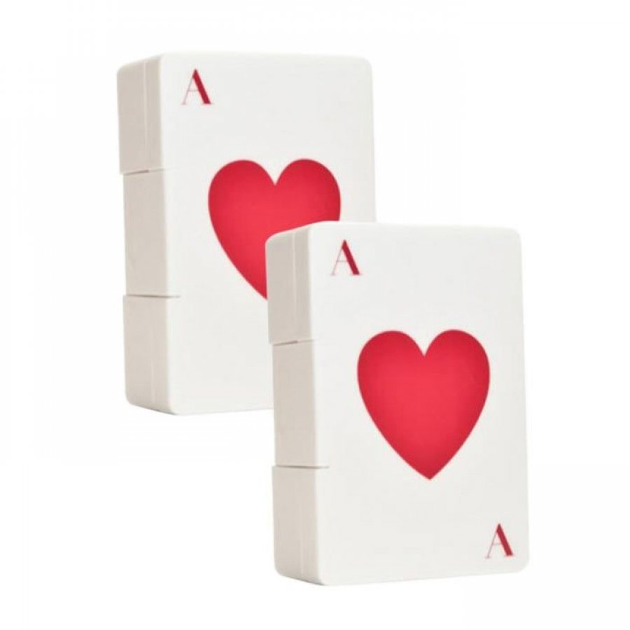 Ace Of Hearts 2-pack Hard Paste 100ml