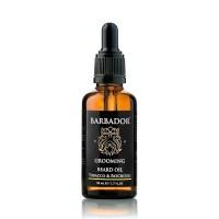 Barbador Moroccan Argan Beard Oil - Tobacco & Patchouli 50ml