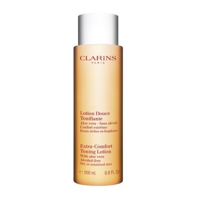 Clarins Extra-Comfort Toning Lotion Dry/Sensitive Skin 200ml