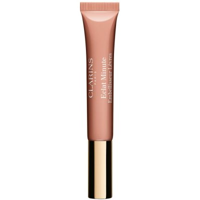 Clarins Instant Light Natural Lip Perfector Tube #03 Nude Shimmer 12ml