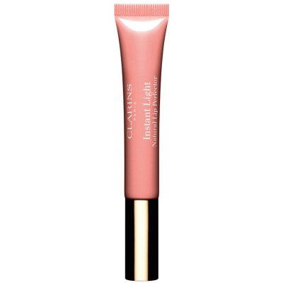 Clarins Instant Light Natural Lip Perfector Tube #05 Candy Shimmer 12ml