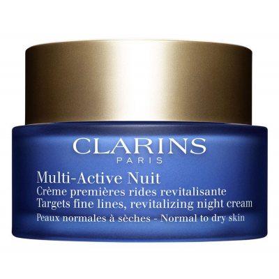 Clarins Multi-Active Night Cream Normal/Dry Skin 50ml
