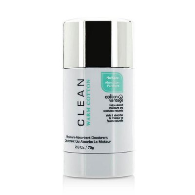 Clean Warm Cotton Deo Stick 75g
