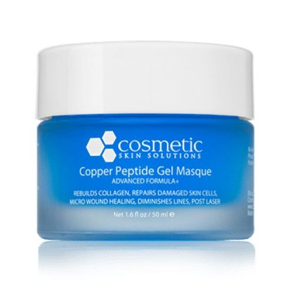 Cosmetic Skin Solutions Copper Peptide Gel Masque 50ml