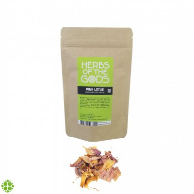 Herbs of the Gods Pink Lotus (Nelumbo Nucifera) 20g