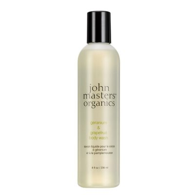 John Masters Organics Geranium & Grapefruit Body Wash 236ml