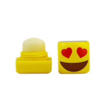 Kaomojibalms Lipbalm Love Struck French Vanilla 7g