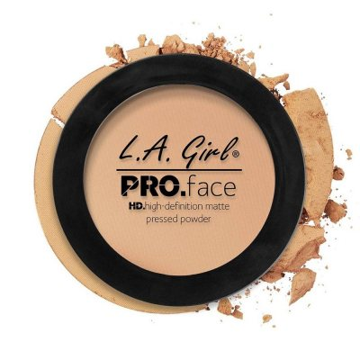 L.A. Girl Pro Face Matte Pressed Powder Nude Beige