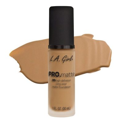 L.A. Girl Pro Matte Foundation Medium Beige 30ml