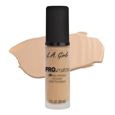 L.A. Girl Pro Matte Foundation Nude 30ml