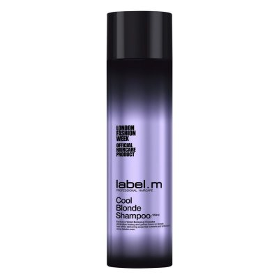 Label. M Cool Blonde Shampoo 250ml