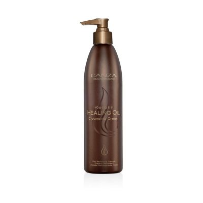 LANZA Keratin Healing Oil Cleansing Cream 300ml