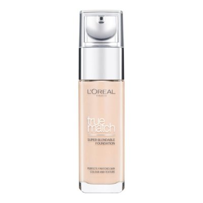 L'Oreal True Match Liquid Foundation 1C Rose Ivory 30ml