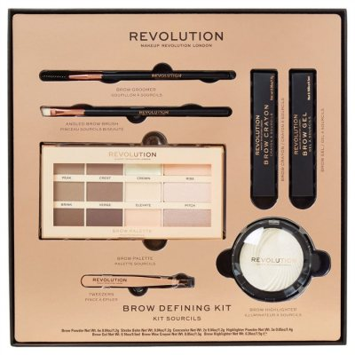 Makeup Revolution Brow Defining Kit