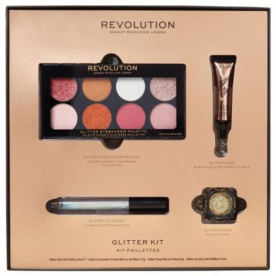 Makeup Revolution Glitter Kit