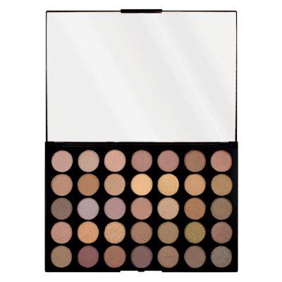 Makeup Revolution HD Palette Matte Amplified 35 Commitment