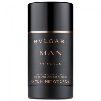 BVLGARI Man In Black Deo Stick 75ml
