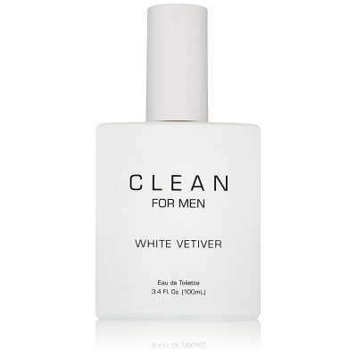Clean White Vetiver For Men edt 100ml