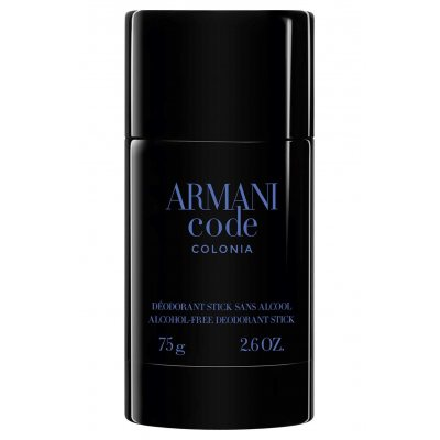 Giorgio Armani Code Colonia Deo Stick 75g