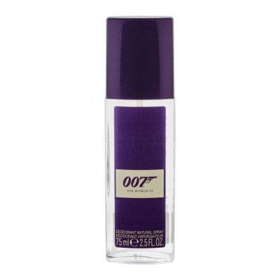 James Bond 007 For Women III Deo Spray 75ml