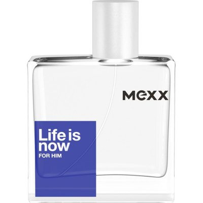 Mexx Life Is Now For Him edt 50ml