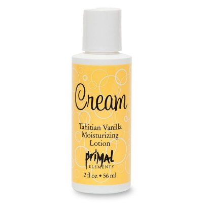 Primal Elements Tahitian Vanilla Moisturizing Lotion 56ml