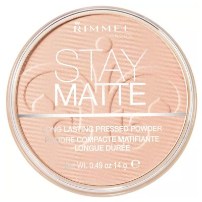 Rimmel Stay Matte Pressed Powder 002 Pink Blossom 14g