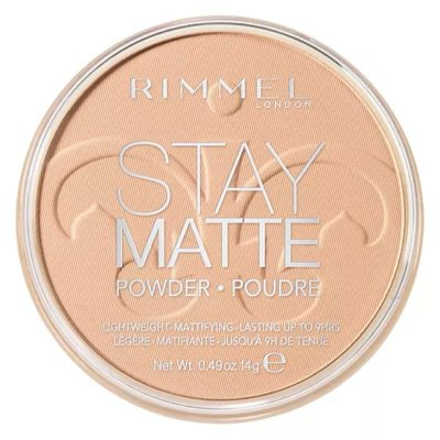 Rimmel Stay Matte Pressed Powder 004 Sandstorm 14g