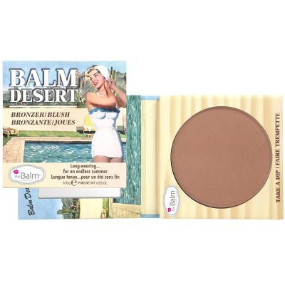 theBalm Desert Bronzer/Blush 6.39g